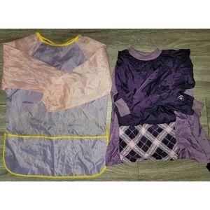 😍3/15$ Girls Paint Jackets